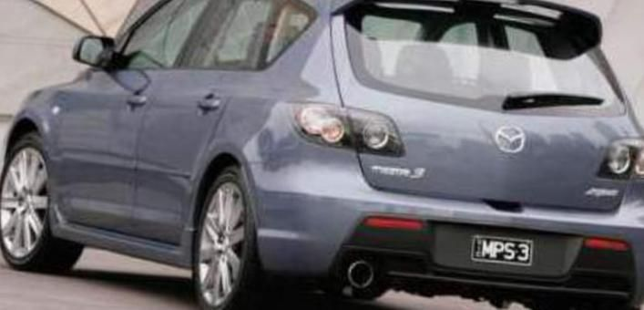 Mazda 3 MPS used - http://autotras.com