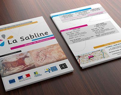 "Check out new work on my @Behance portfolio: ""Flyer La Sabline"" http://on.be.net/1OjKaIk"