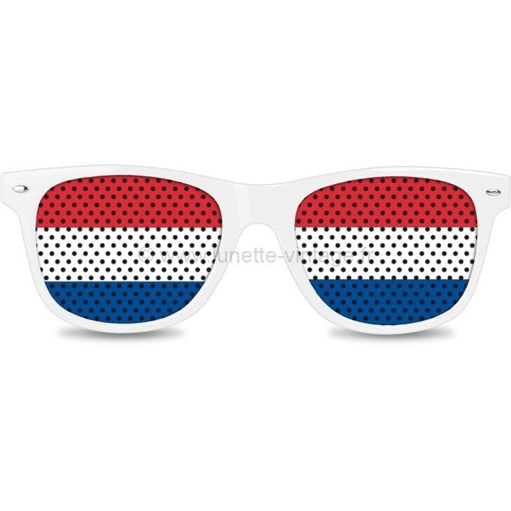 Très belle paire de lunettes aux couleurs du drapeau des Pays bas. #flag #sunglasses #worldcup #coupedumonde #lunettes #dutch #holland #paysbas