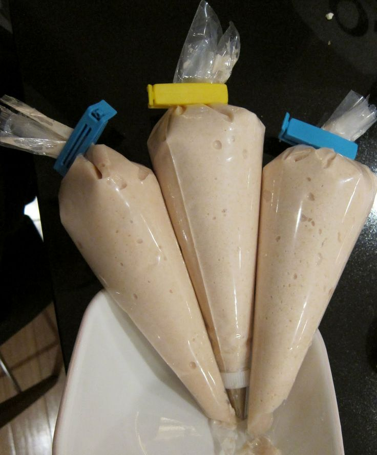 Premade Pancake Mix - Frozen...keep in cooler then set out to thaw...an easy camping breakfast