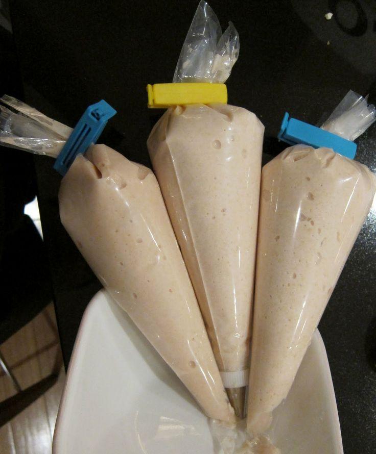 Premade Pancake Mix - Frozen