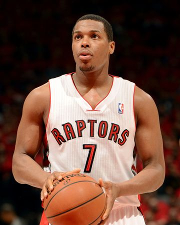 2014 NBA Playoffs Game 7: May 4, Brooklyn Nets vs Toronto Raptors - Kyle Lowry