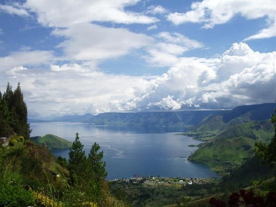 Lake Toba.   #ConflictofPinterest