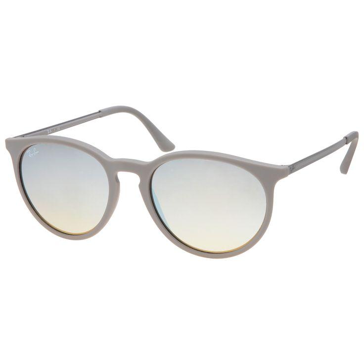 graue ray ban brille