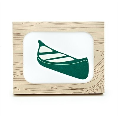 Canoe and Paddles Notecard Set  at Chapters Indigo.   www.artistrycards.com
