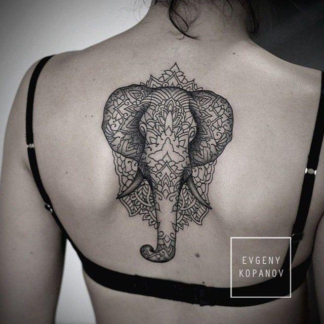 25 Best Ideas About Mandala Elephant Tattoo On Pinterest: Best 25+ Mandala Tattoo Back Ideas On Pinterest