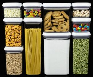 How To Organize Pantry, Spices & Food Storage Areas