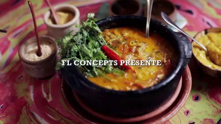 L'Assiette Brésilienne - recette: La Moqueca de Siri