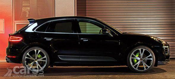 Porsche Macan S Diesel gets 300 PS from TechArt