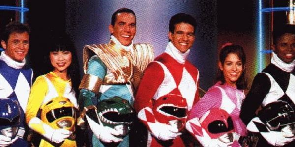 Go Go Power Rangers Movie Prepare for a 90s Nostalgia Explosion - The children of the '80s have been full of cranky beans lately about all the adaptations of our favorite childhood toys and board games into movie franchises. Jem! Barbie! Lego!