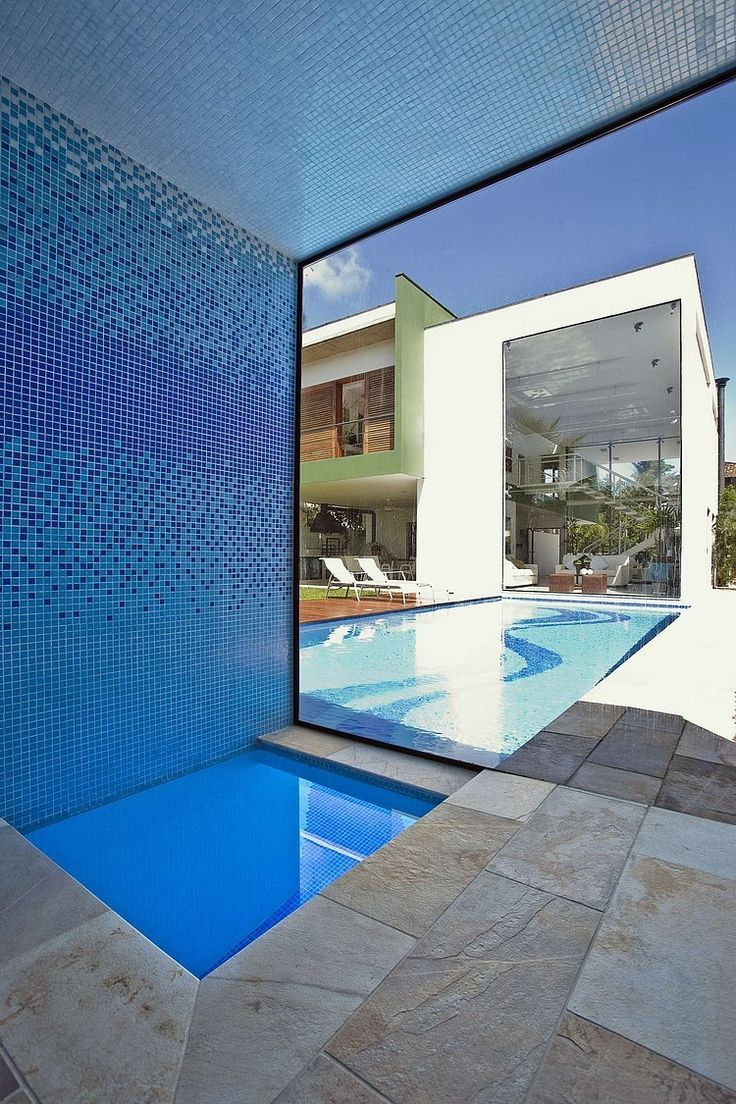 project by fcstudio 10 Powerful Example of Architectural Geometry: Acapulco House in Brazil