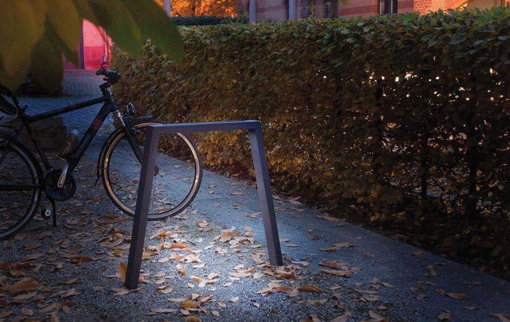 Nusser Stadtmöbel. Coso sykkelstativ