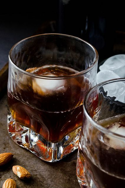 Homemade Amaretto, cooking ala mel by cookingalamel, via Flickr.