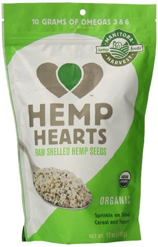 Hemp hearts are the very best and most nutritious part of the hemp seed. By shelling the hemp seed, you get only the center, with its raw nutrition, rich nutty flavor and tender crunch. So easy to use, eat them straight out of the package or sprinkle on anything – salad, cereal or yogurt – the only limit is your imagination.