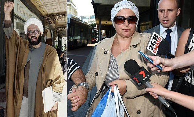 The wife of the Lindt cafe siege gunman has been jailed after her bail was…