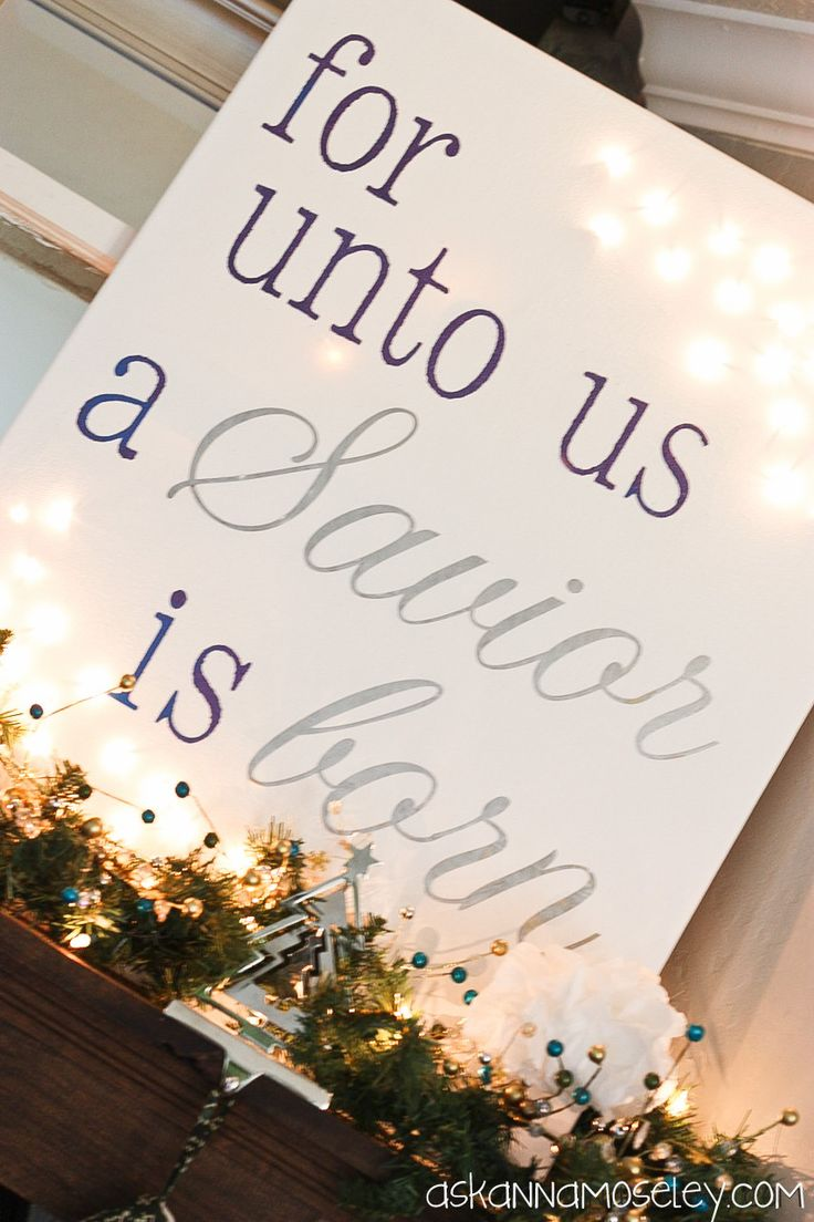 Christmas Wall Art 705 Best Holiday Christmas Images On Pinterest