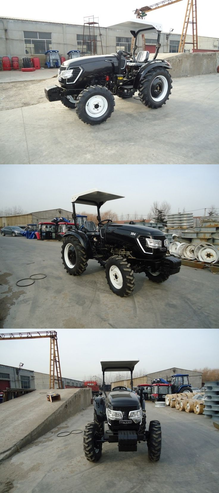 30HP 4WD Small Farm Tractor For Sale