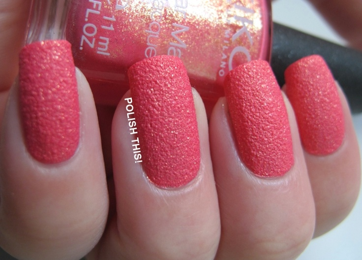 Kiko Sugar Mat Strawberry Pink
