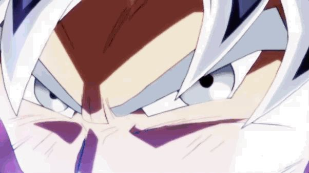 ultra instinct goku | Tumblr