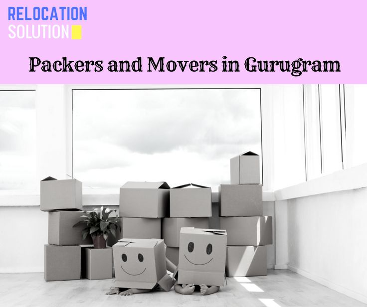 Get in touch with us for best Packers and Movers in Gurugram.