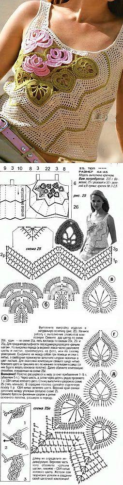 crochet patterns... ♥ Deniz ♥