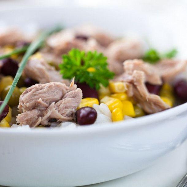 Salade De Sardine A La Mexicaine Recette Salade De Sardines Salade Thon Recette De Salade De Thon