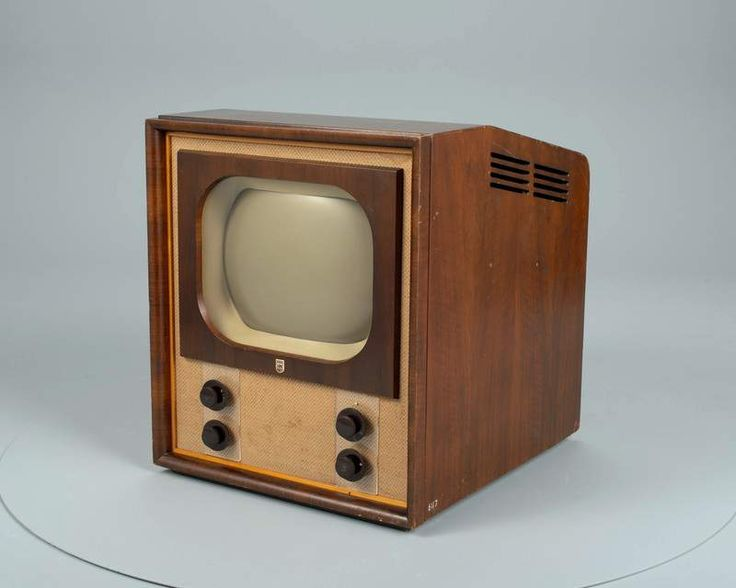 Philips TX400 televisie - het Hondenhok in Beeld en Geluid