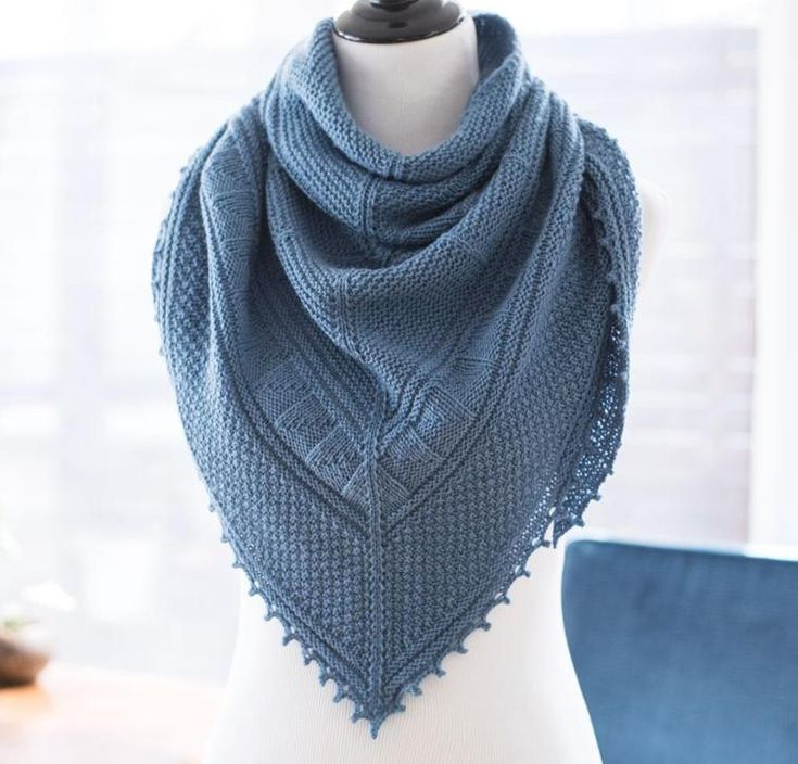 Capture the joy of being a fiber artist by creating the Pisac Shawl Kit. Built from a variety of textured stitches, this accessory is a delight to work and wear. When you pick up this project kit, you'll receive a pattern and versatile Cloudborn Merino Superwash Sock Twist yarn.