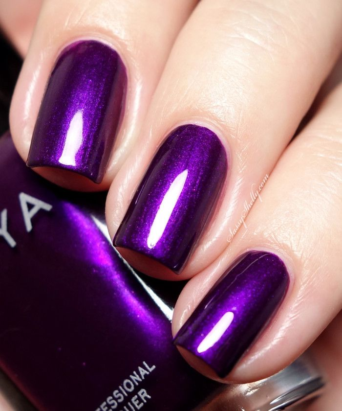 Zoya Fall 2015 ~ Flair Collection Swatches