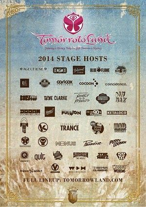 1Mix Radio: Tomorrowland 2014: Line-up announced!