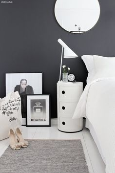 Farger on Pinterest | Oslo, Marble Jar and Mismatched Chairs