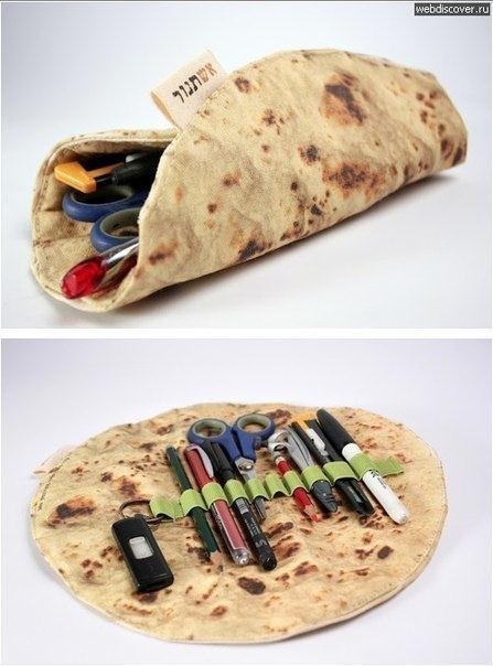 Taco pen wrap..