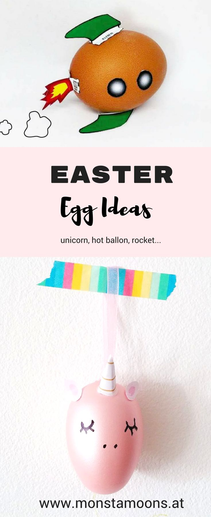107 best diy osterdeko bastelideen f r ostern images on pinterest easter crafts easter. Black Bedroom Furniture Sets. Home Design Ideas