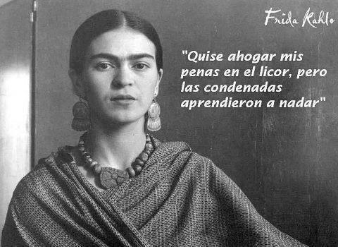 Frases de Frida a Diego