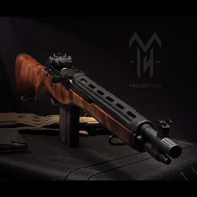 Think this is the sexiest m1a I've laid eyes on. #majorleagueslugger