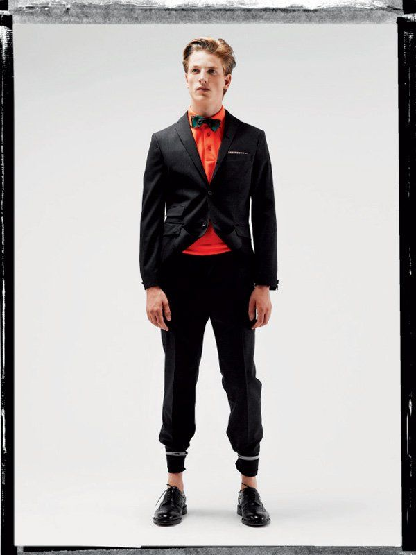 The Dreyden Cycle Suit by J lindeberg, 2011