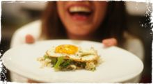Vivian Howard's blog with recipes from A Chef's Life