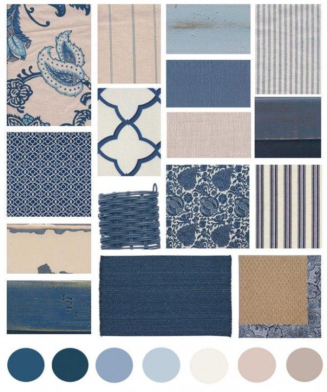 DÉCOR NAUTIQUE : couleurs et des accessoires pour la maison !