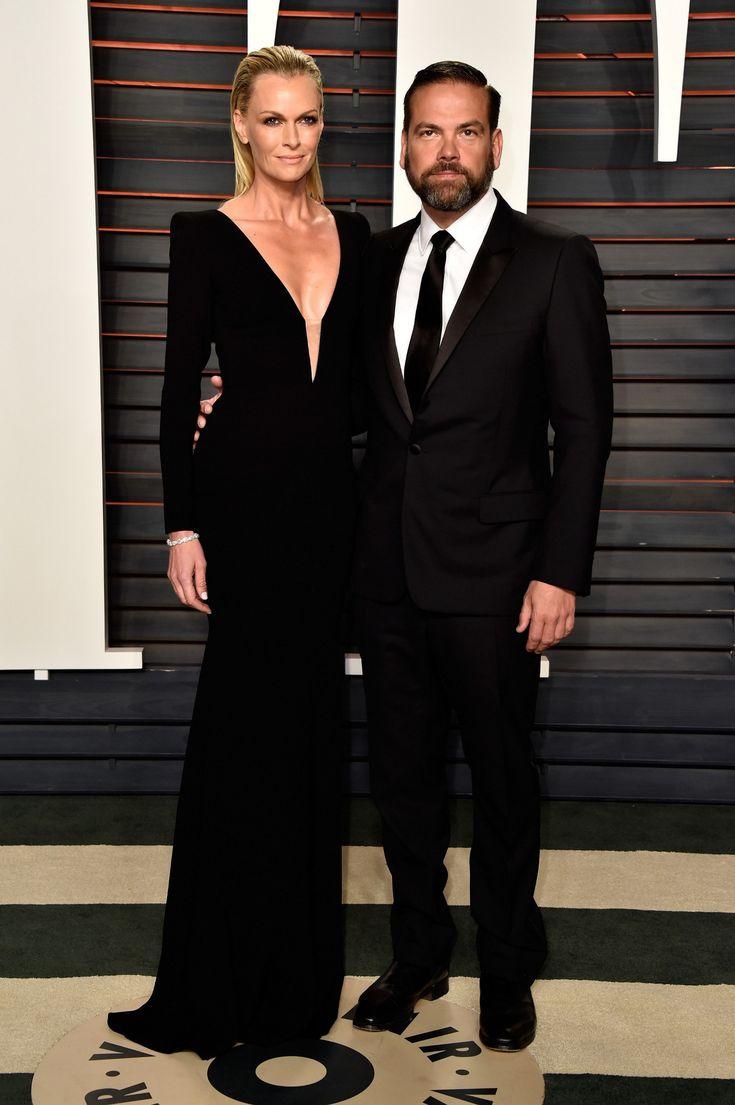 Sarah Murdoch Oscars Party 2016
