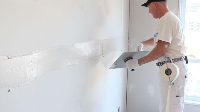 Tirer Des Joints Peut Sembler Simple Mais Pour Obtenir Un Resultat Impeccable Il Faut Maitriser Plusieurs Techniques En V Home Remodeling Basement Decor Home