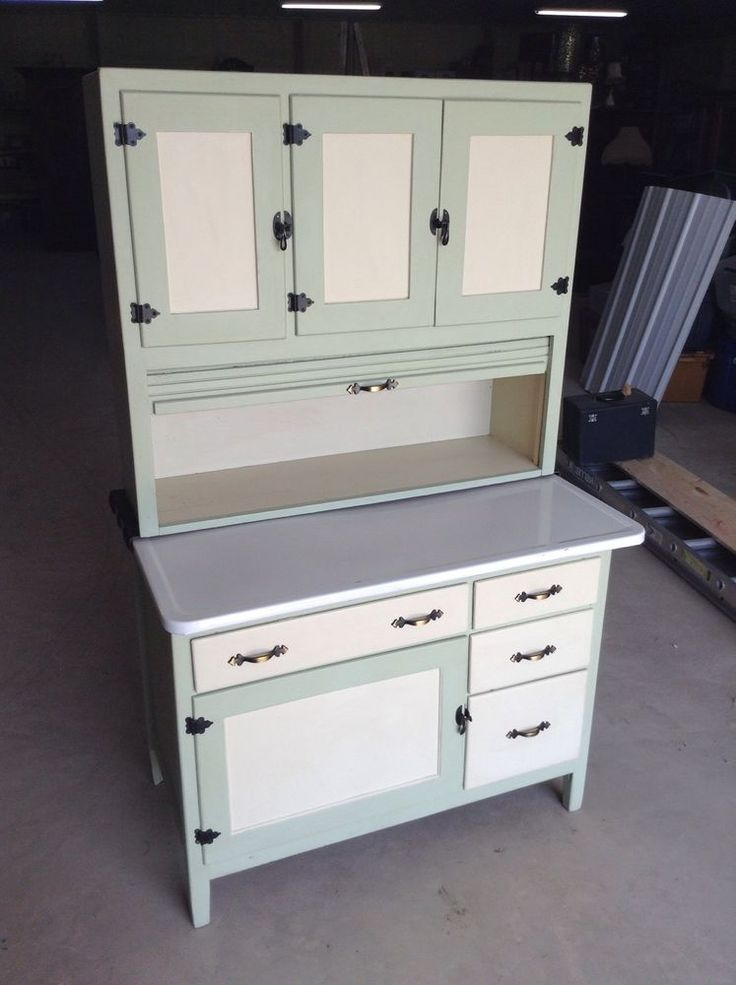 Hoosier Cabinet Antique