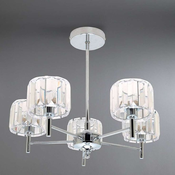 Lily 5 Light Ceiling Fitting | Dunelm | Ceiling lights ...