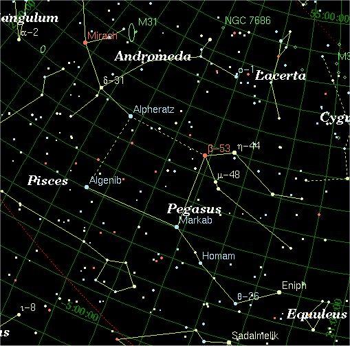 25+ best ideas about Pegasus constellation on Pinterest ...