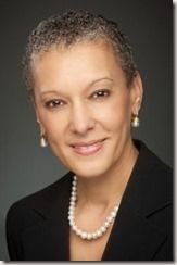 """Meet MD. Sharon Malone, the wife of Attorney General Eric Holder. Often referred to as """"The first lady of justice"""""""