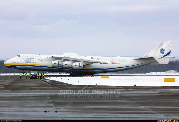 High quality photo of Antonov Airlines /  Design Bureau Antonov An-225 Mriya by Tamas Pataki. Visit Airplane-Pictures.net for creative aviation photography.