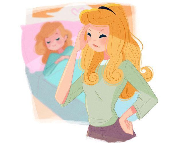 Se princesas Disney fossem mães – Parte 2 | Casamento Nerd