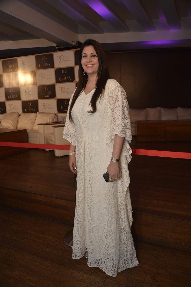 Sangeeta Singh  #GehnaTurns30 #KjoForGehna #Bollywood #Celebrities #Jewellery