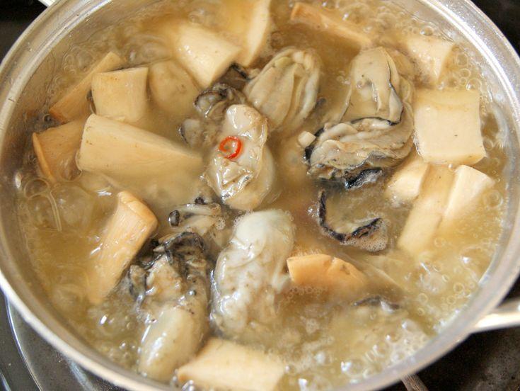 牡蠣のアヒージョ(にんにくオイル煮)|キリンレシピノート - とっておきの「おつまみ」から「デザート」まで|キリン