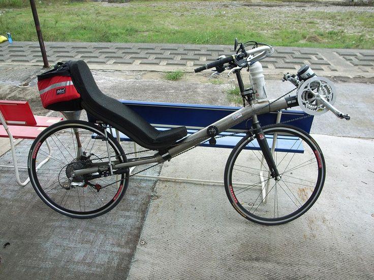 Proporzione Divina Recumbent Bikes Vs Trikes Plav Sredstva