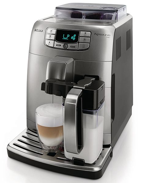 Купить philips-saeco intelia evo latte hd8754/19 - Дом Кофе